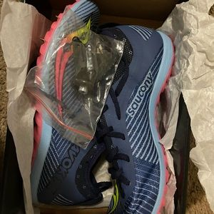 Saucony Shoes - New Running spikes